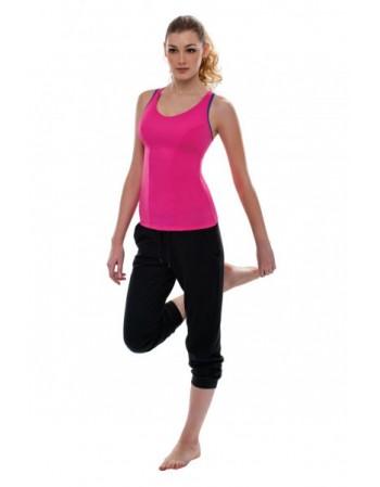 """Sieviešu sporta krekls """"Bold Pink Top"""""""