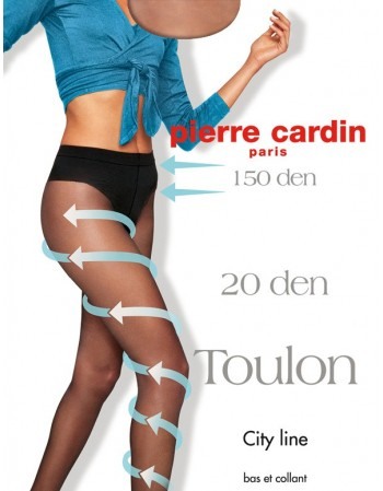 "Women's Tights ""Toulon"" 20 den."