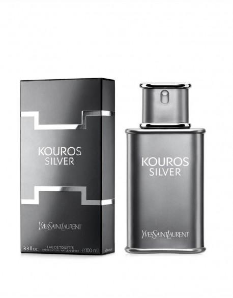 YVES SAINT LAURENT Laurent Kouros Silver EDT 50ml