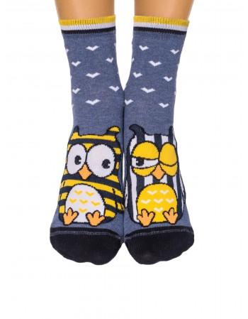 """Women's socks """"Happy Jeans"""""""