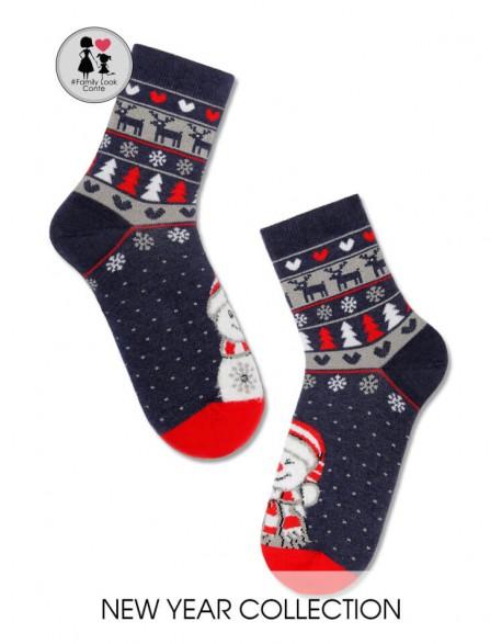 """Vaikiškos kojinės """"Snowman"""""""