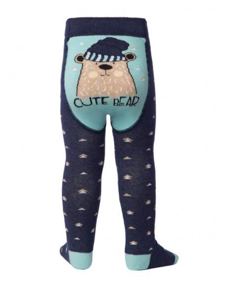 """Vaikiškos pėdkelnės """"Cute Bear"""""""