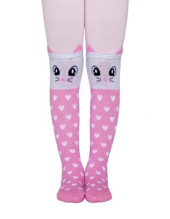 """Детские колготки """"Pink Cat"""""""