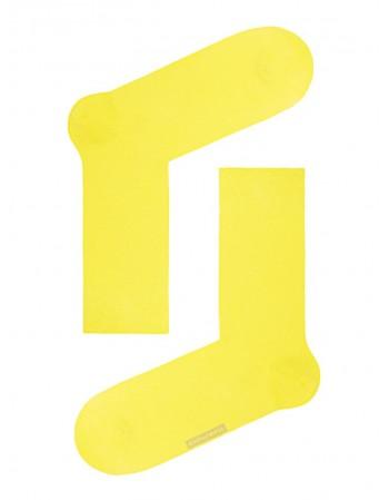 """Мужские носки """"Happy Yellow"""""""