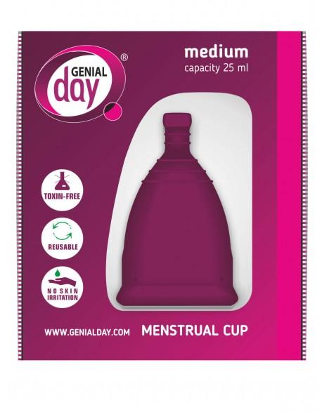 Menstruacinė taurelė medium