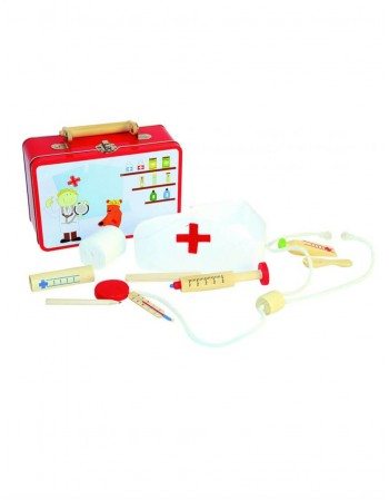 Doctor's suitcase for children - kit