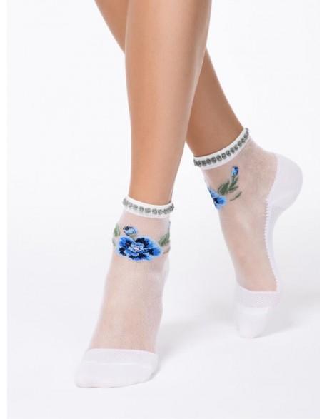 """Moteriškos kojinės """"Bouquet"""""""