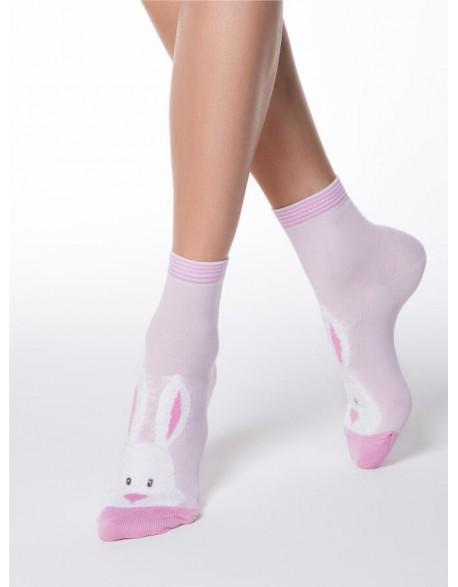 """Moteriškos kojinės """"Bunny"""""""