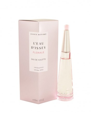 Kvepalai ISSEY MIYAKE L'Eau D'Issey Florale EDT 50 ml