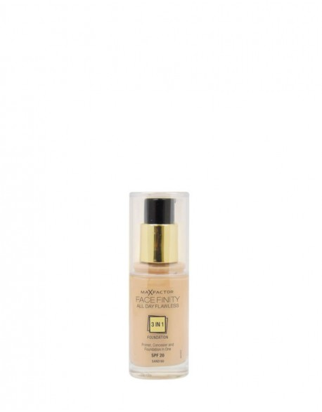 Kreminė Pudra MF Facefinity All Day Flawless 3in1 Sand