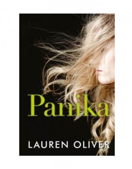 """Knyga """"Panika"""""""