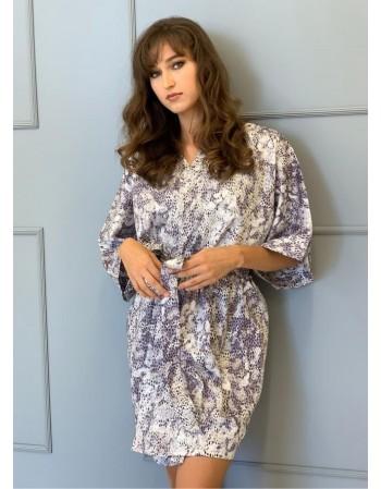 """Satino kimono """"Savana"""""""