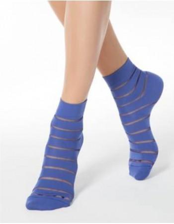 "Women's socks ""Denimy"""
