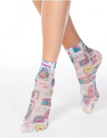 """Moteriškos Kojinaitės """"Happy feet"""""""