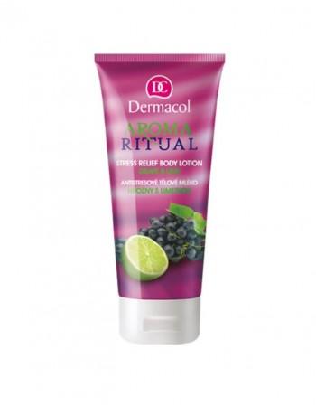 Kūno Losjonas DERMACOL Aroma Ritual Grape&Lime