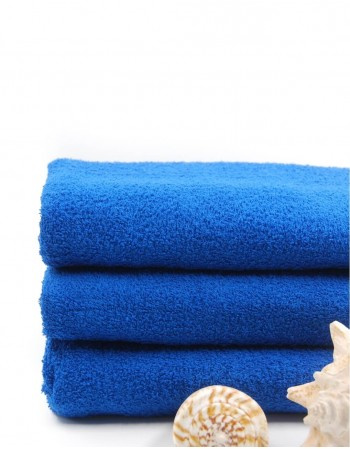 "Cotton Towel ""Blue Cotton"""