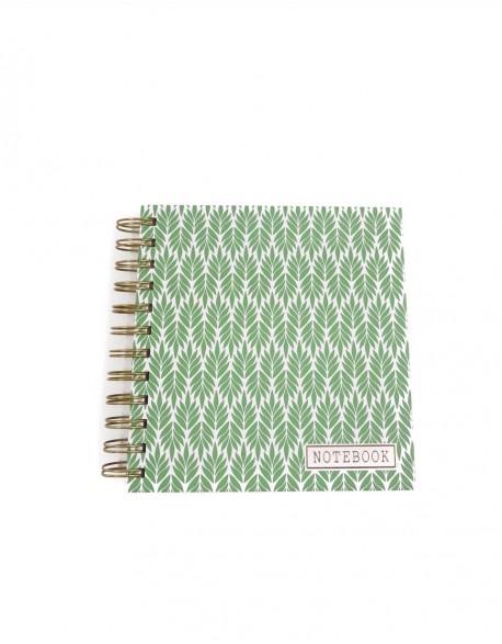 """Užrašų Knygutė """"Green Notes"""""""