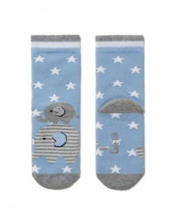 """Children's socks """"Elephants"""""""