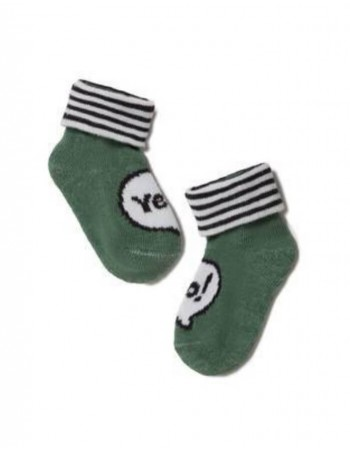 "Children's socks ""Yes or No"""