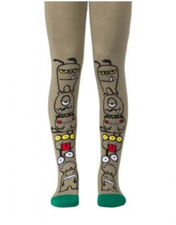 """Tights for children """"Monsters"""""""