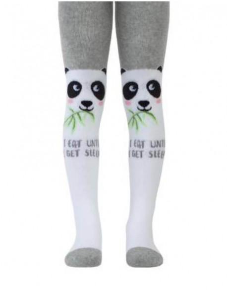 """Vaikiškos pėdkelnės """"Eating Panda"""""""