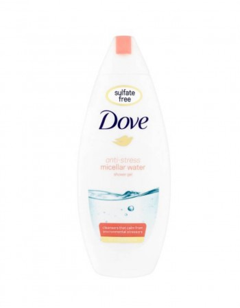 "Dušo Želė ""Dove Anti-Stress Micellar Water"", 250 ml"