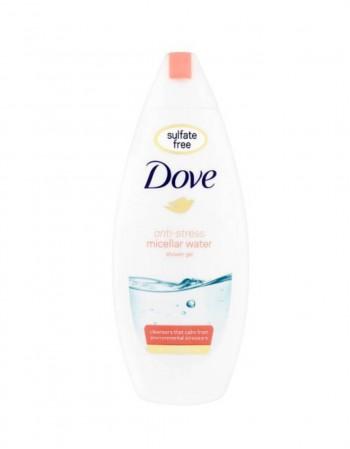 "Shower gel ""Dove Anti-Stress Micellar Water"", 250 ml"