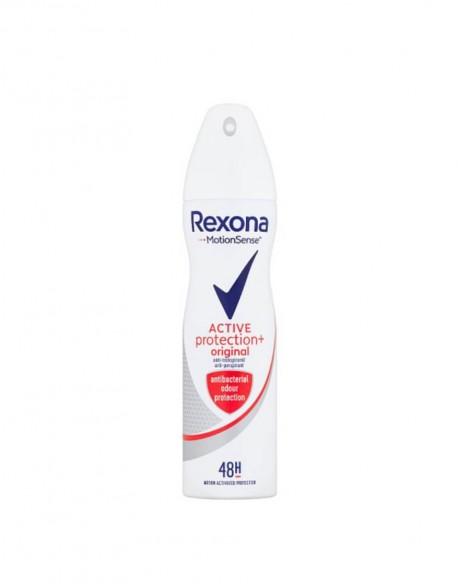 "Moteriškas Antiperspirantas ""Rexona Active Protection+Original"", 150 ml"