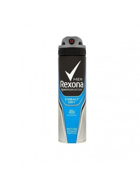 "Vyriškas Antiperspirantas ""Rexona Cobalt Dry"", 150 ml"