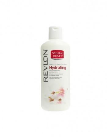 Dušo želė REVLON Natural Honey Hydrating