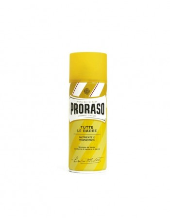 "Shaving foam PRORASO ""Tute Le Barbe"", 400ml"