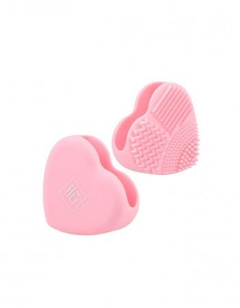 "Make up brush cleaner ILŪ ""Hot Pink Choo"""