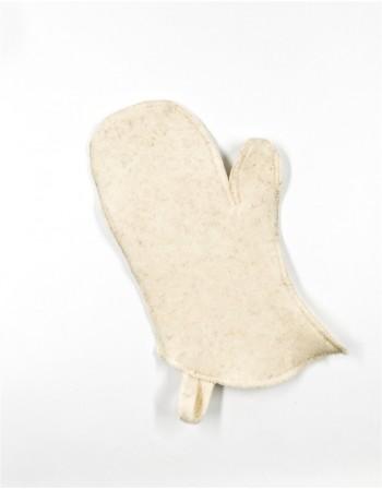 """Sauna glove """"Wollen Mitten"""""""