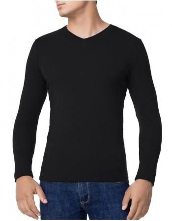 "Men's blouse ""Ryan Black"""