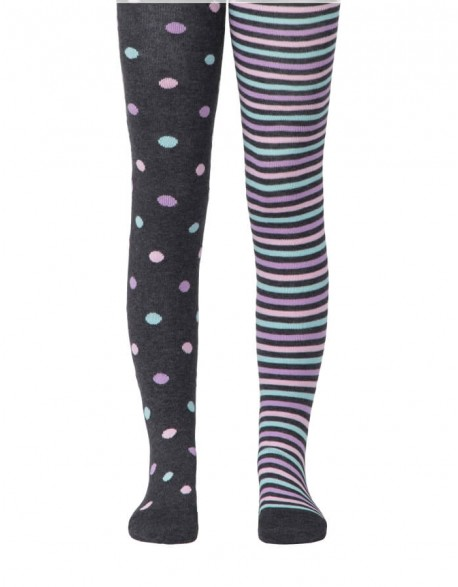 """Children's tights """"Dots and Lines"""""""