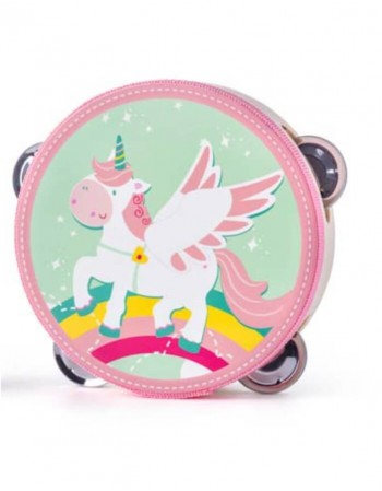 "Детская музкальная игрушка ""тамбурин Unicorn"""