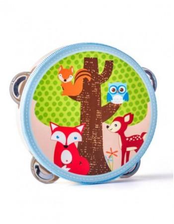 """Детская музкальная игрушка """"тамбурин Fox"""""""