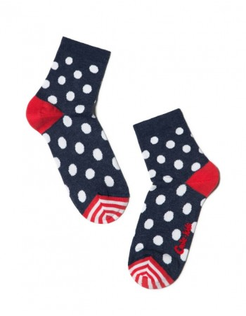 "Children's socks ""Bubbles"""