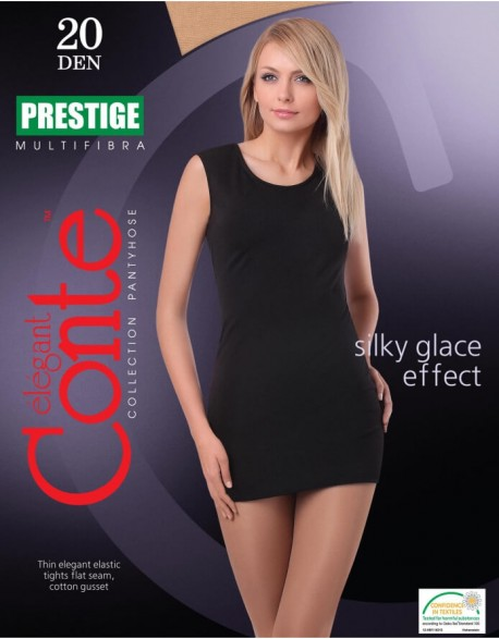 "Moteriškos pėdkelnės ""Prestige"" 20den."