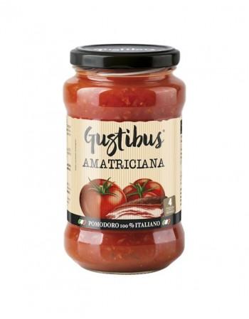 """Соус томатный """"Gustibus"""" Amatriciana, 400 г"""