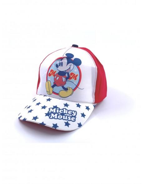 """Шапка детская """"Mickey Red"""""""
