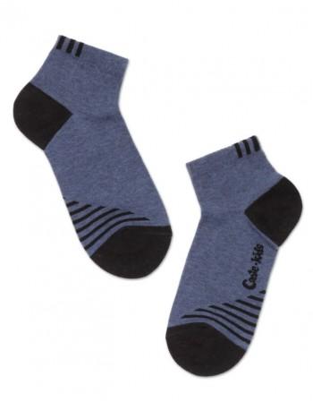 """Children's socks """"Arlo Blue"""""""