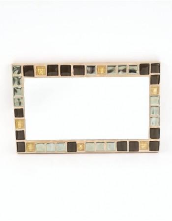 """Spogulis """"Vanilinė mozaika"""""""