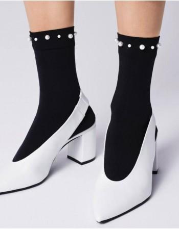 Женские носочки ,, Perla 60 Black''