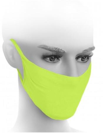 Защитная маска для лица ''Neon Yellow''