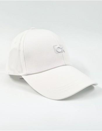 Cepure ar snīpi CALVIN KLEIN Signature Embroidery