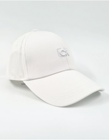 Hat with a spout CALVIN KLEIN Signature Embroidery