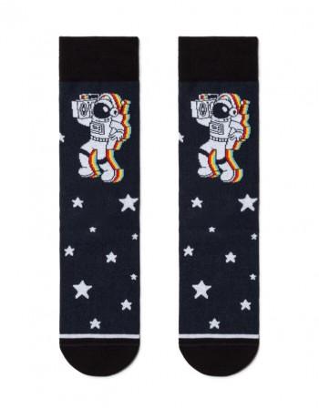 Мужские носки ''Happy Cosmonaut''