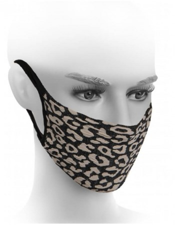 """Protective face mask """"Leopard"""""""