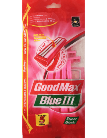 """Sieviešu skuveklis """"GoodMax Blue"""""""
